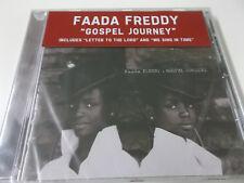 42251 - FAADA FREDDY - GOSPEL JOURNEY - 2015 CD ALBUM (602547850638) - NEU!