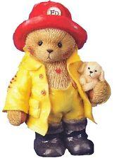 CHERISHED TEDDIES  CLARK - Bear Business - 2002 - Retired