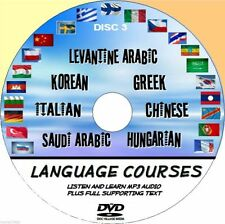 DVD Education, Language & Reference Software in Italian