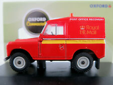 A533 Oxford 1:76 Land Rover 80 inch Flat Back in OVP