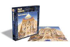 IRON MAIDEN - POWERSLAVE Album Cover - Rock Saws Puzzle 500 Pcs.