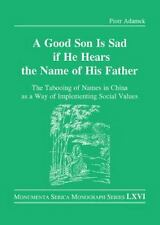 A Good Son Is Sad if He Hears the Name of His Father: The Tabooing of Names in C