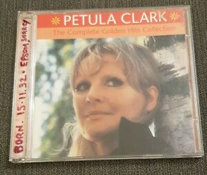Clark, Petula - The Complete Golden Hits Collection - Clark, Petula CD