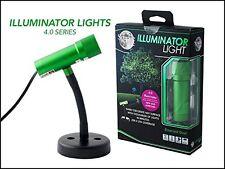 Sparkle Magic Gli4 Emerald Dust Illuminator Laser Light 4.0 Series, Green