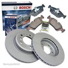 BOSCH Bremsscheiben Ø278 belüftet Bremsbeläge + Bremsklötze vorne für MAZDA 3 5