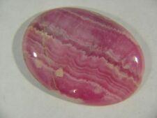 BUTW  57 ct Rhodochrosite oval lapidary cabochon 9324C
