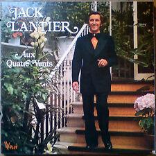 """Jack LANTIER - Coffret """"Aux quatres vent"""" (3LP vinyle) NM-/EX"""