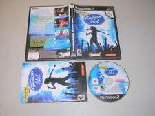 KARAOKE REVOLUTION AMERICAN IDOL  (Playstation 2 PS2) Complete