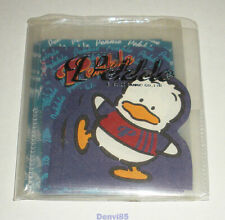 VINTAGE! Sanrio 1997 AHIRU NO PEKKLE Mini Stationery Set! NEW!