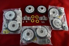 LA-1008 Dryer Roller Shaft Kit Admiral Magic Chef Maytag Norge Crosley  4 Pack