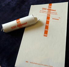 5 Reichsmark Hindenburg Deutsches Reich 50 Blatt Rollen Rollpapier Handrollen