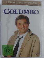 Columbo - Komplette 5. Staffel - Peter Falk, Leslie Nielsen - TV Krimi Detektiv