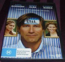 MEET BILL DVD REGION 4 (JESSICA ALBA, ELIZABETH BANKS, AARON ECKHART)