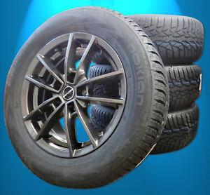Winterkompletträder Satz Ford Puma ab 2020 Nokian 205 65 16 Alu RDKS