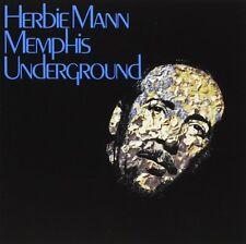 Herbie Mann - Memphis Underground WARNER RECORDS CD