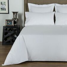 FRETTE BOURDON QUEEN WHITE DUVET COVER