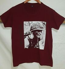 Men's Clothing Smith's Meat is Murder ~ Sz M