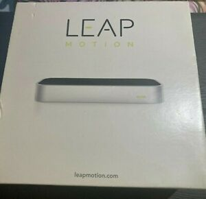 Leap Motion LM-C01-US Controller - Silver (Open, Never used)