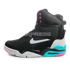 Nike Air Command Force [684715-001] NSW Basketball Black/Wolf Grey-Hyper Jade