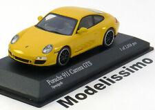 1:43 Minichamps Porsche 911 (997 II) Carrera GTS Coupe 2011 yellow