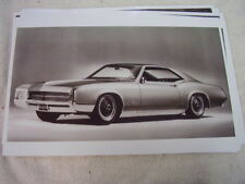 1967 BUICK RIVIERA   11 X 17  PHOTO  PICTURE   PIC 3
