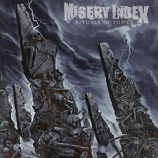 MISERY INDEX Rituals Of Power NEW DIGIPAK CD 2019 (Death Metal/Grindcore)