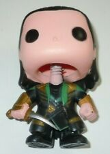 Loki Funko Pop Thor 2 Dark World Figure Loose NO BOX Vaulted Marvel Comics 2013