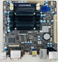 SCHEDA MADRE ASROCK AD2550-ITX VGA/USB 3.0 + 2GB RAM + INTEL CORE ATOM D2550