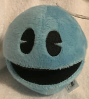 Pac-Man Plush 5''. New Blue Pac-Man Battle Royale. Cute. Licensed. Authentic.