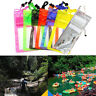 Transparent Travel Swimming Waterproof Bag Case Cover For 5.5 inch Cell Phone