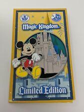 Magic Kingdom Mickey Mouse Cinderella Castle Annual Passholder LE Disney Pin