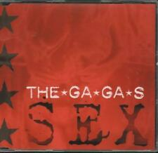 The Ga Ga's(CD Single)Sex-VG