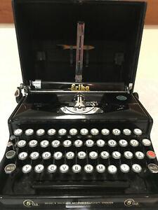Erika 5 TAB typewriter
