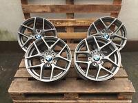 17 Zoll Y Winterräder 235/45 R17 Reifen für BMW 4er F32 F33 F36 Gran Coupe
