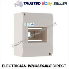 8 pole Enclosure for Circuit Breakers Switchboard Electrical Garage Granny Flat