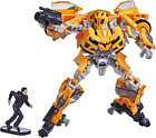 Transformers Toys Studio Series Deluxe Class Bumblebee Action Figure Aug.1