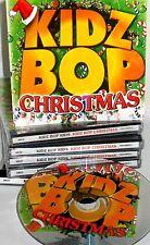 KIDZ BOP CHRISTMAS CD, NEW! FREE SHIP Childrens Music,FROSTY,RUDOLPH,SANTA CLAUS
