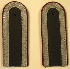 East German Germany STASI Lance Corporal Shoulder Boards Rank NVA DDR GDR