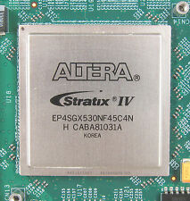 ALTERA STRATIX IV EP4SGX530NF45C4N FPGA For chip Recovery