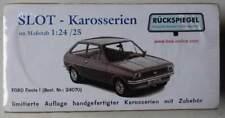 Ford Fiesta I  -  Slot Karosse   von bs-design 1:24 / 25