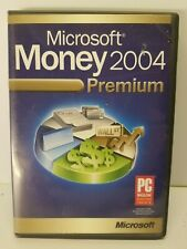 Microsoft Money Premium 2004 CD