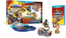 Video Games Nintendo WII U Game Bundles Skylanders Figures Donkey Kong Kid Gifts