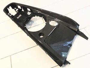 New OEM Audi TT TTS  TTRS  8S Carbon Centre Console Unit 8S2864261L   8S2864261E