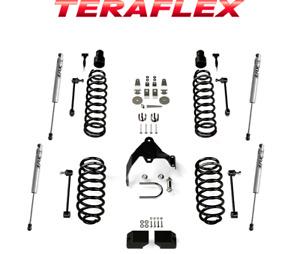 "Teraflex 3"" LIFT KIT w/ Fox Performance Shocks for 07-18 Jeep Wrangler JK 4DOOR"