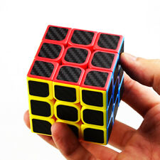 3x3x3 Magic Cube Ultra-Smooth Speed Cube Professional Twist Puzzle Rubik's Toy