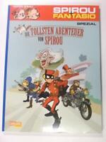 Spirou und Fantasio Spezial 24: Tollsten Abenteuer von Spirou Carlsen Verlag NEU