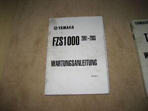 Kawasaki GPZ 600, Zx 600, Zx 500, Manual Driver's Guide, Maintenance Manual