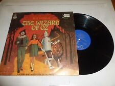 WALT DISNEY - The Songs From The Wizard Of Oz - 1969 US Disneyland Records