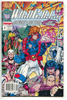Wildcats 1 Image 1992 NM Newsstand UPC Variant Jim Lee Covert Action Teams