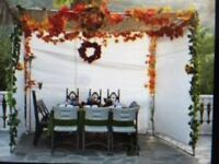 10 x 10 Sukkah kit for  sukkot  All sizes